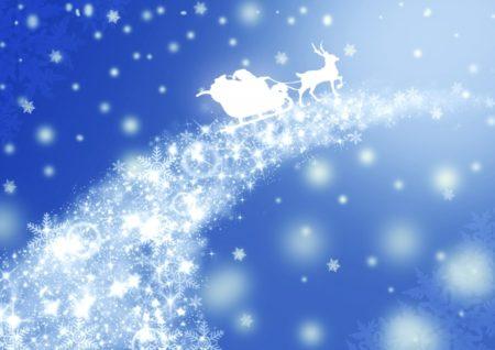 サンタクロース クリスマスプレゼント