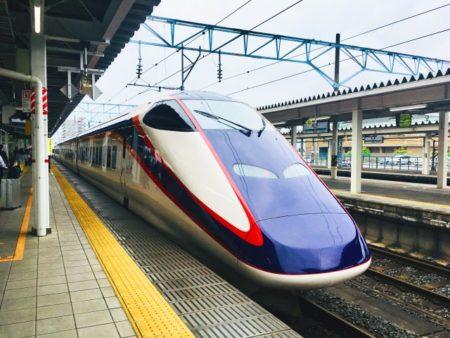 帰省ラッシュ 新幹線