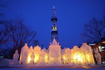 如月 行事 札幌雪まつり