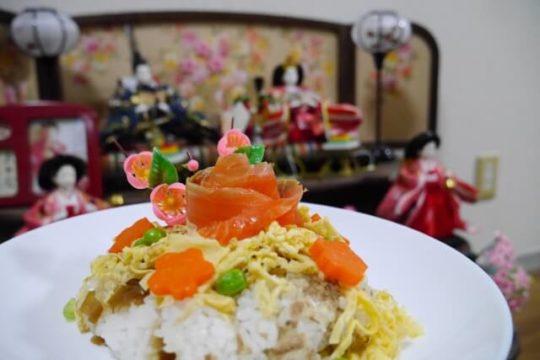 ひな祭り ちらし寿司 意味 由来
