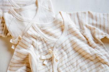 春 赤ちゃん 服装 部屋