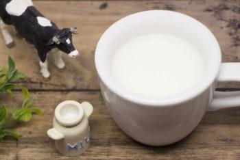にんにく 食べ過ぎ 牛乳