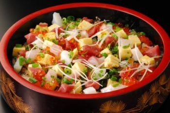 ひな祭り レシピ 海鮮ちらし