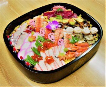 ひな祭り ちらし寿司 具材