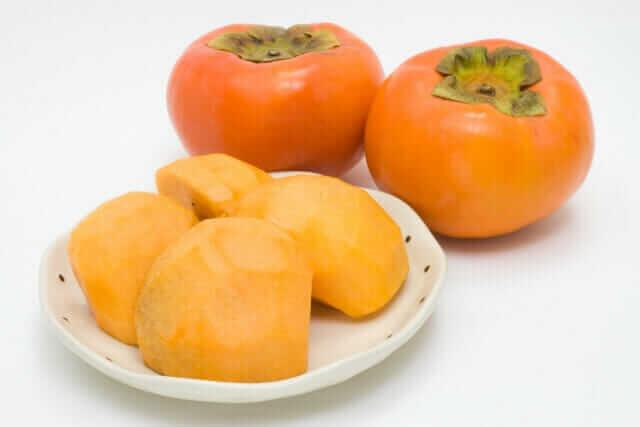柿 1日 許容摂取量