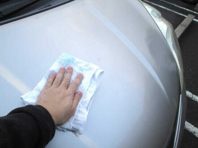 黄砂 ベスト 洗車方法