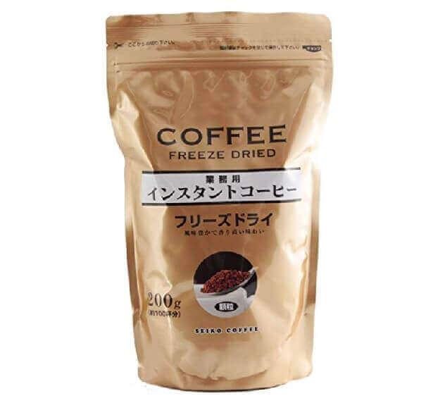 インスタントコーヒー 賞味期限 袋入り