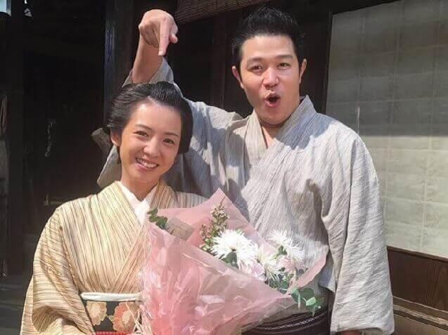 白濱亜嵐 桜庭ななみ 小説王