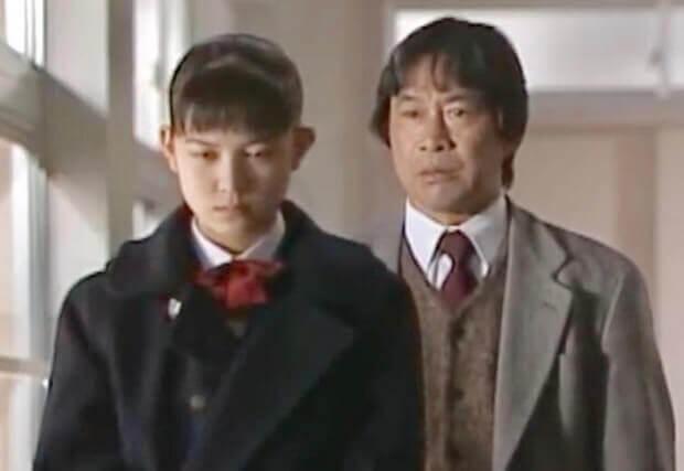 小嶺麗奈 金八先生