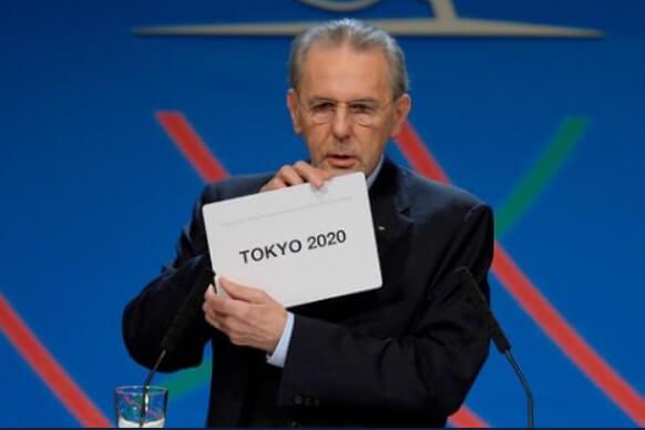 天皇誕生日 2020 東京オリンピック