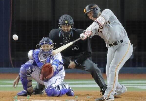 坂本勇人 33試合連続出塁