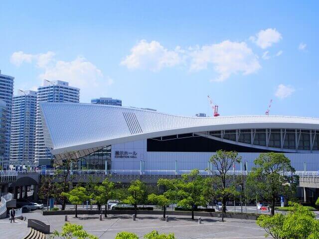 パシフィコ横浜 ダイヤモンドルース
