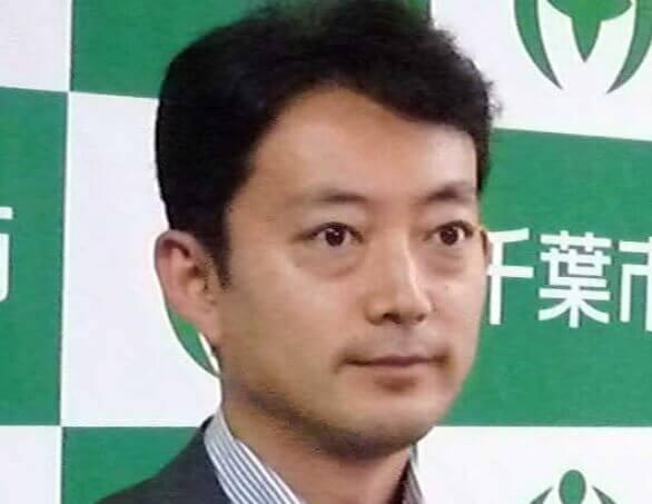 千葉市長 河野大臣 雨男 報道ステーション 苦言