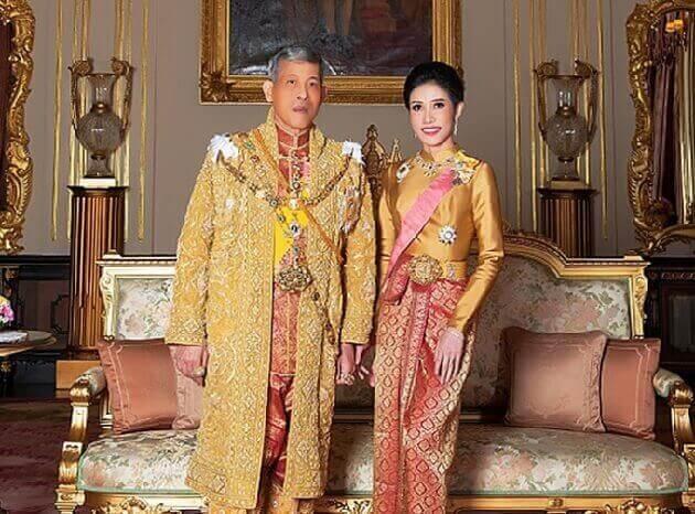 タイ国王 シリーナート 称号 剥奪
