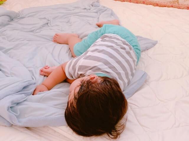 台風 停電 赤ちゃん 暑さ対策