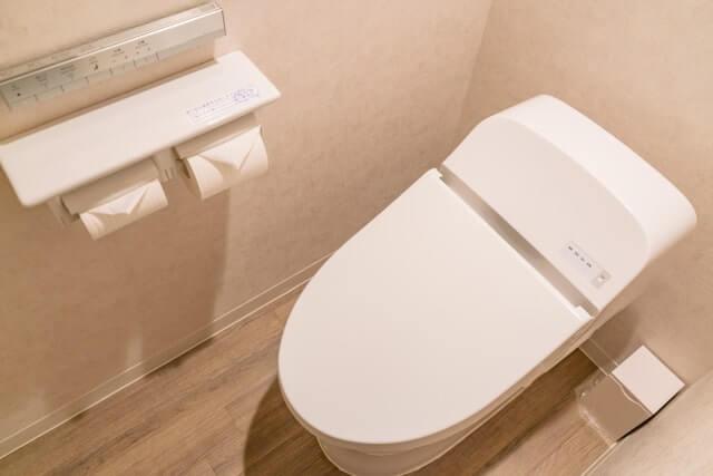 オール電化 停電 トイレ 水洗レバー