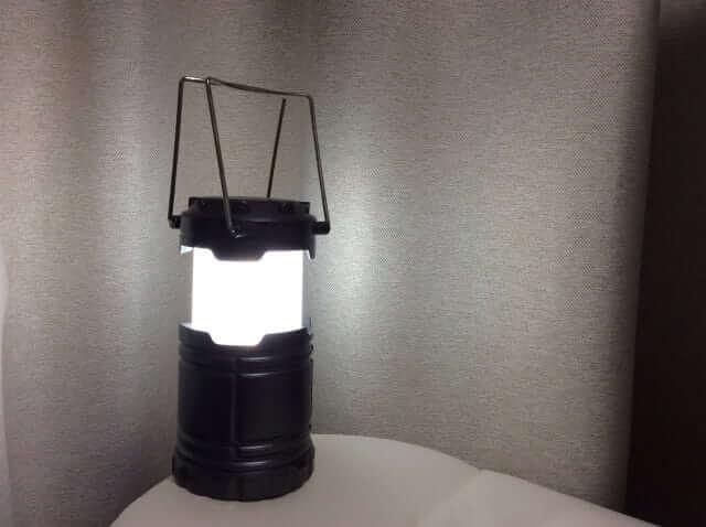 オール電化 停電 トイレ 照明