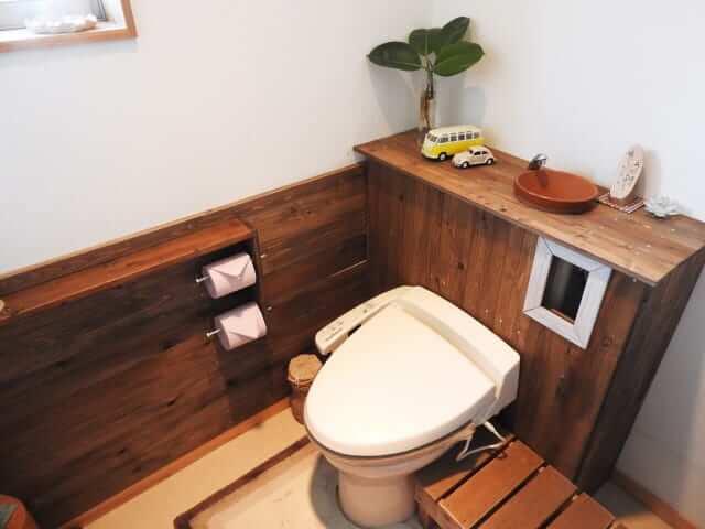 鏡餅 飾る場所 トイレの中