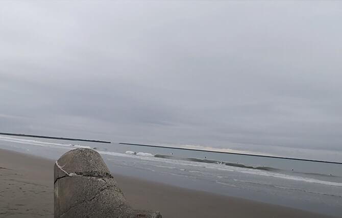 常磐神社 近い 初日の出 スポット 大洗サンビーチ