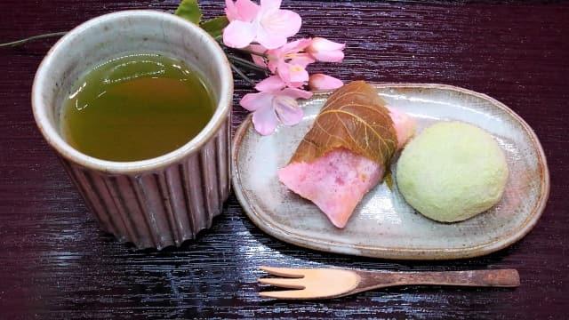 立春生菓子
