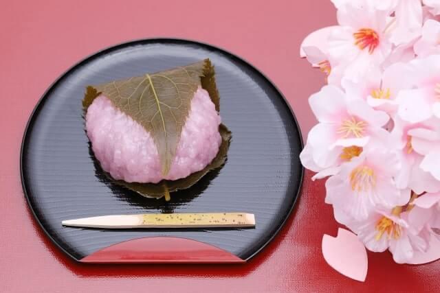 関西 桜餅 材料 特徴