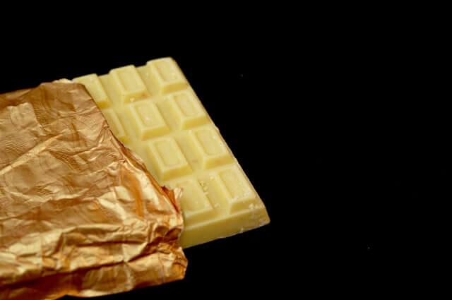 ホワイトチョコレート 溶ける温度