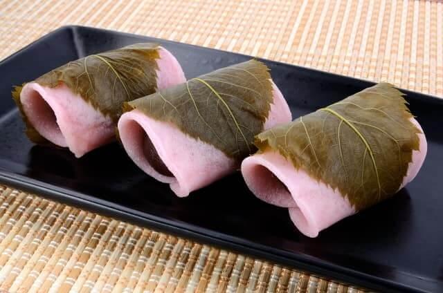 関東 桜餅 材料 特徴