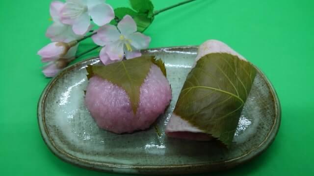 桜餅 葉っぱ 包む意味