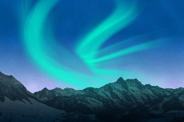 夏至 南極圏 極夜