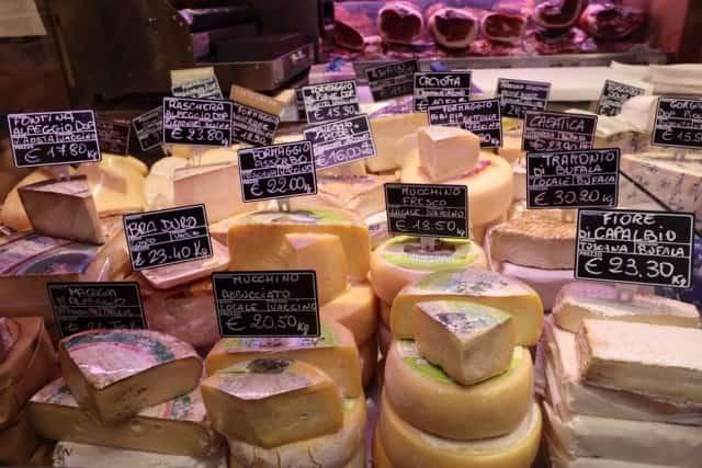 世界 チーズ 呼び名