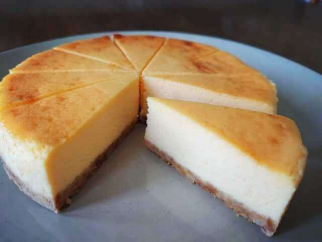 チーズケーキ 豆知識