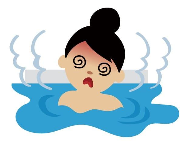 菖蒲湯 入り方 水分補給 のぼせ予防