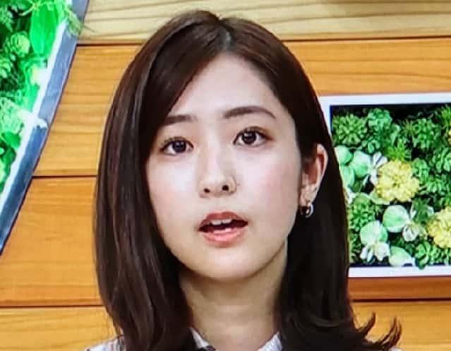 田村真子 小顔