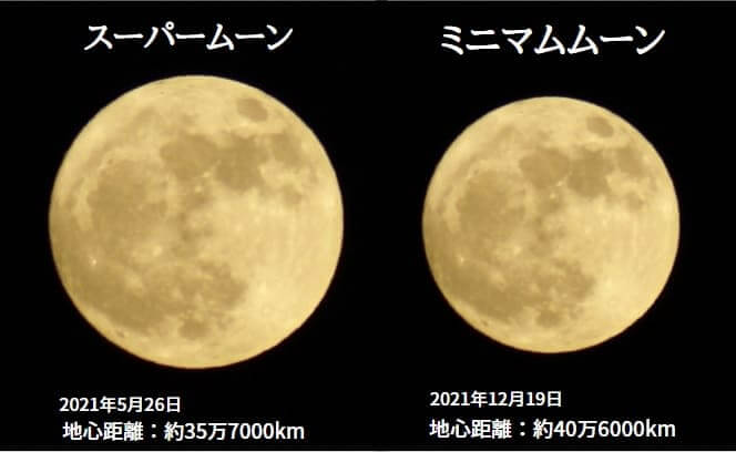 スーパームーン 皆既月食 2021 いつ