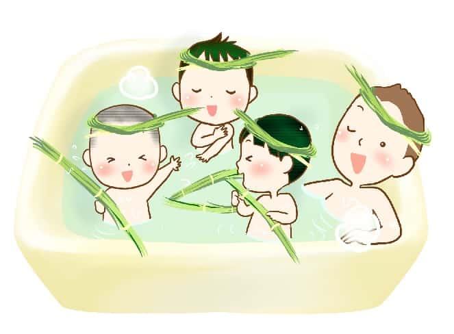 菖蒲湯 楽しみ方