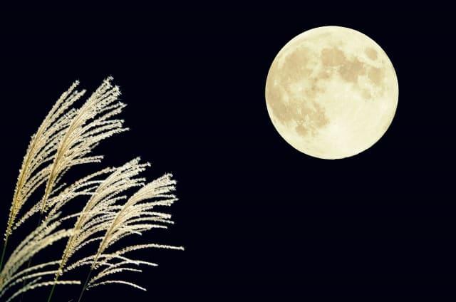 中秋の名月 綺麗に見える理由