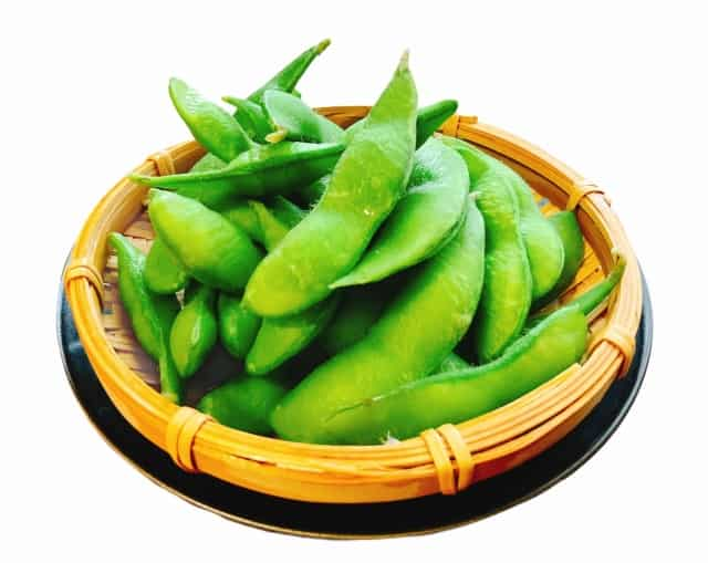 中秋の名月 十五夜 食べ物 豆類