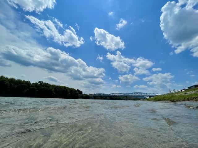 お盆 なす きゅうり 川や海に流す