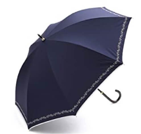 日傘 ネイビー 濃い色 オススメ