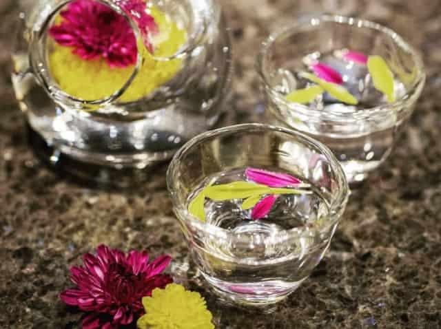重陽の節句 菊酒