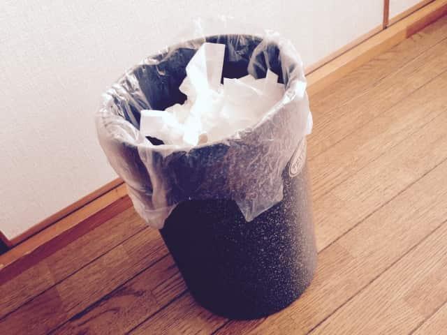 お守り 処分方法 直接ゴミ箱に捨てる